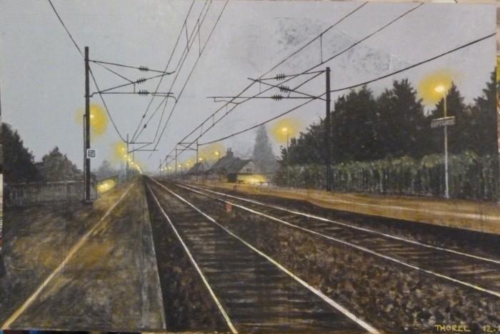 gare de Valogne