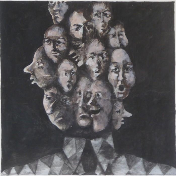 02 - autoportrait